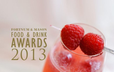 fortnum and mason food writing awards and grants