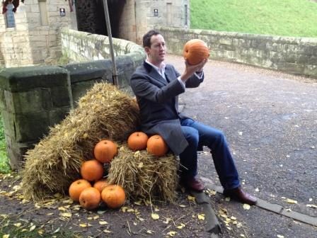 Alas, poor pumpkin