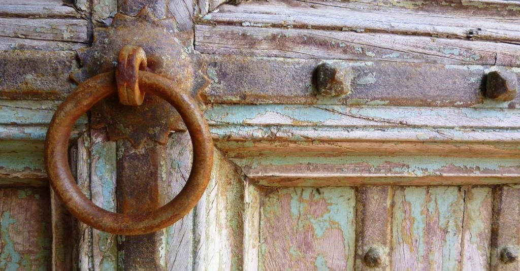Door detail, Cape Point