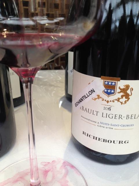 Tasting 2014 Burgundy