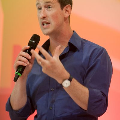 Peter Richards MW at the BBC Good Food Show, credit 255Photography