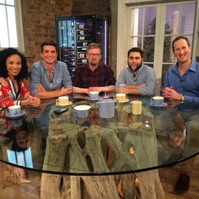 Peter on Saturday Kitchen