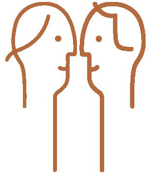 Susie & Peter Logo