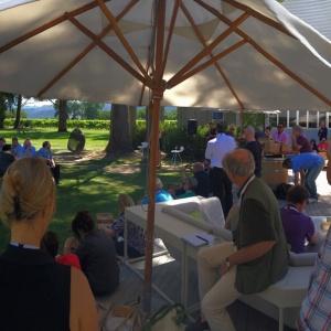 Sauvignon-Blanc-seminar,-Cloudy-Bay,-Peter-Richards-MW
