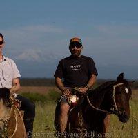 On horseback in Chile, credit Alvaro Arriagada
