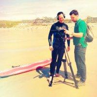 Surfing (Saturday Kitchen, Cornwall)