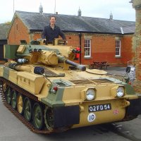 Tank (Saturday Kitchen, Aldershot)