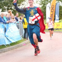 Denbies Bacchus Half Marathon, credit Sussex Sport Photography