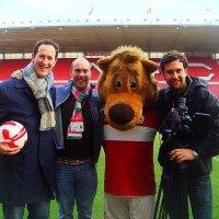 Football (Saturday Kitchen, Middlesborough)