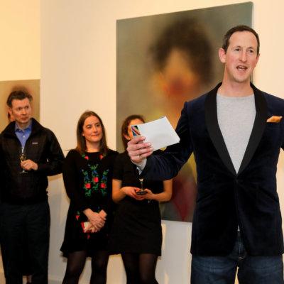 Peter on wine and art, credit: Lazinc
